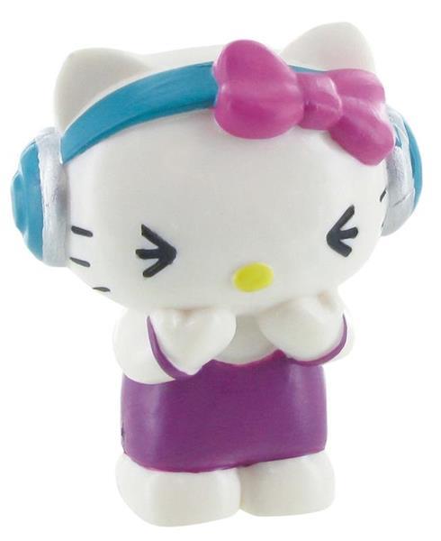 Imagen de Figura Hello Kitty Música Comansi