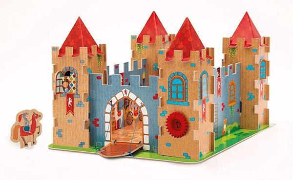 Imagen de Playset Aventuras en el Castillo de Clementoni