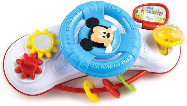 Imagen de Volante Baby Mickey de Clementoni