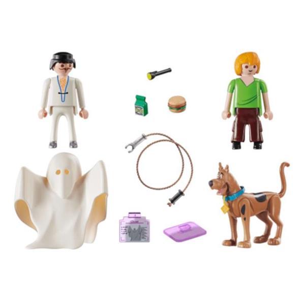 Imagen de Playmobil Scooby-Doo! Scooby & Shaggy