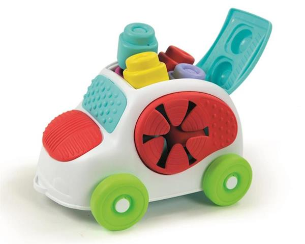 Imagen de Clemmy Baby vehiculo con texturas