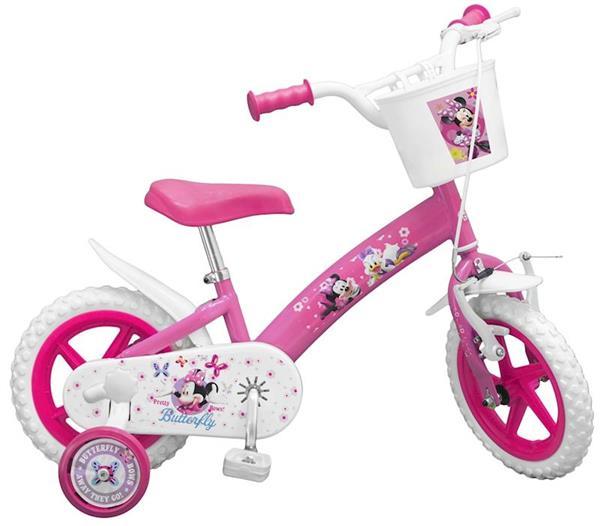 Imagen de Bicicleta Minnie 12 Pulgadas 3/5 Años