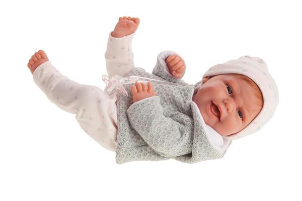 Imagen de Muñeca Baby Clara Con Gorro Estrella Antonio Juan