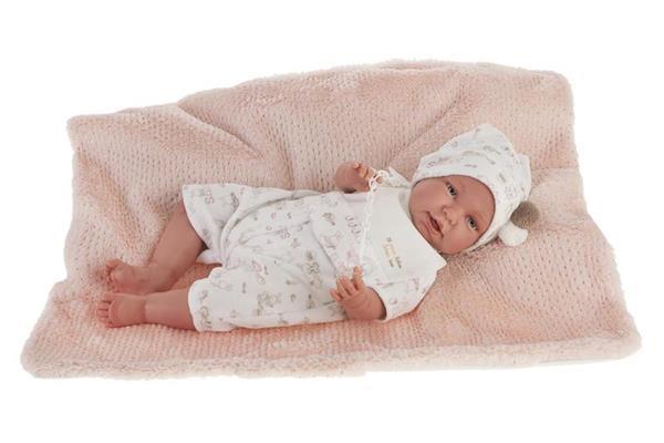 Imagen de Mi Primer Reborn Muñeca Daniela Oro Antonio Juan