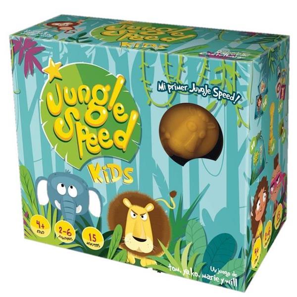 Imagen de Juego Jungle Speed Kids de Asmodee
