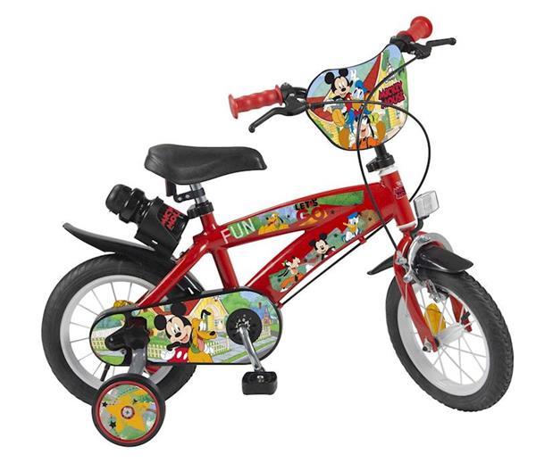 Imagen de Bicicleta 12 pulgadas Mickey De 3 a 5 años