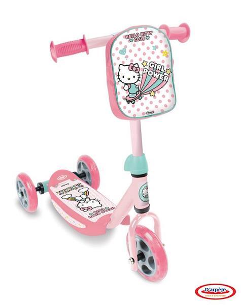 Imagen de Patinete 3 Ruedas Hello Kitty Plegable