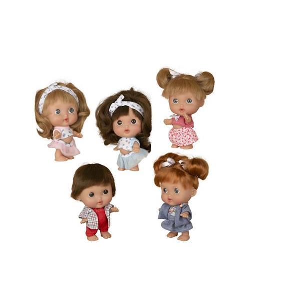 Image of Elegance Pequitas Doll with Arias Hair