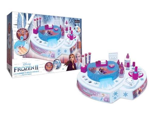 Imagen de Fábrica de Esmaltes y Manicura Frozen II