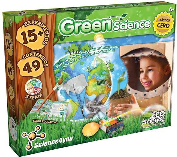 Imagen de Juego Green Science