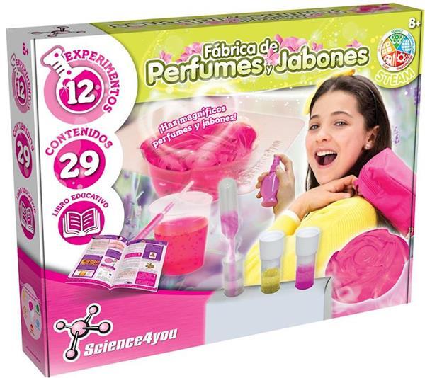 Imagen de Juego Fábrica de Perfumes y Jabones