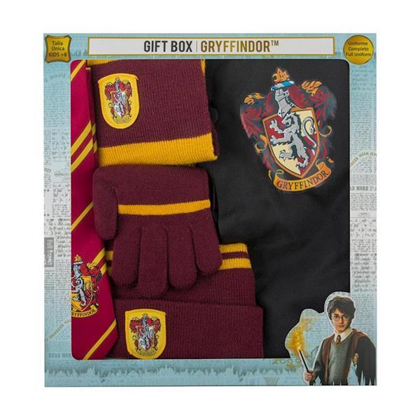 Imagen de Caja Accesorios Harry Potter Gryffindor