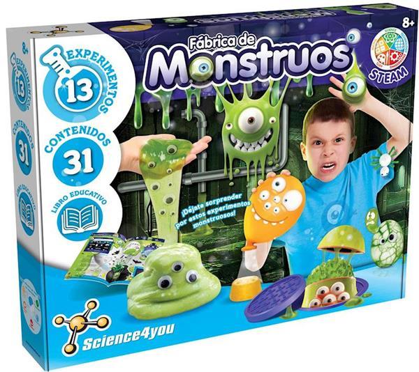 Imagen de Juego Fábrica de Monstruos