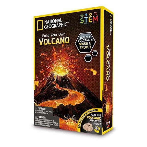 Imagen de Juego Científico National Geographic Crea Tú volcán