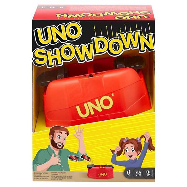 Imagen de Juego Uno Showdown