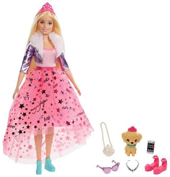 Imagen de Muñeca Barbie Princesa Deluxe