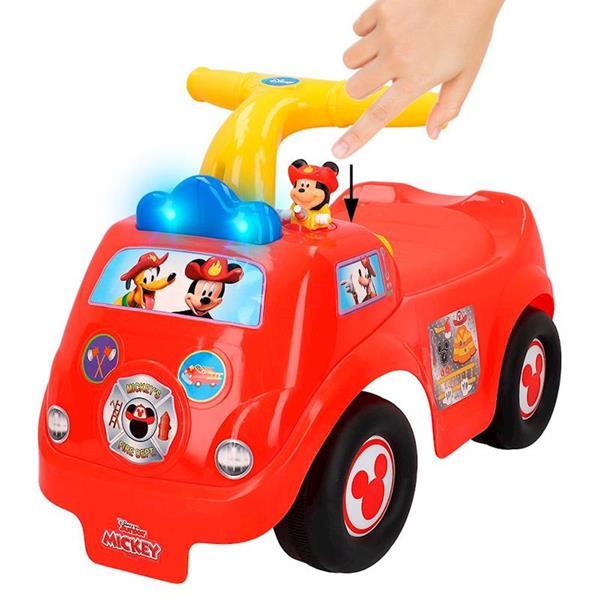 Imagen de Correpasillos Camion Mickey Con Luz Y Sonido