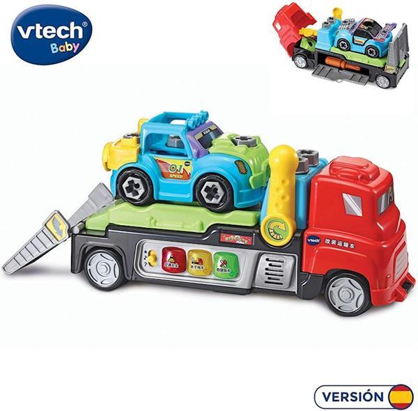 Imagen de Tunning El Camión Taller VTech