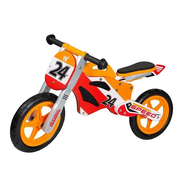 Imagen de Moto Correpasillos De Madera Sport Bike