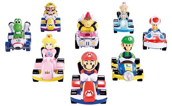 Imagen de Coche Hot Wheels Mario Kart Varios Modelos