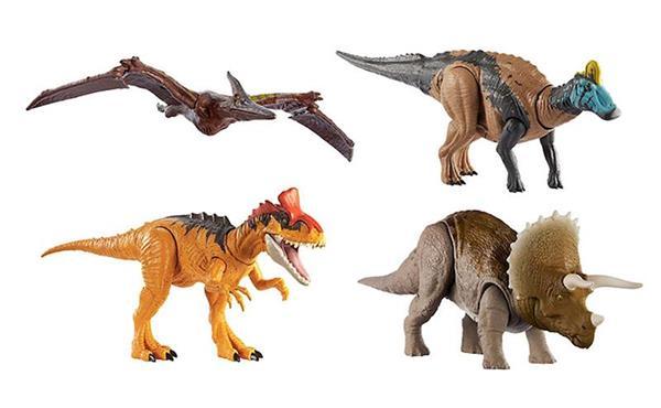 Jurassic World Dinosaurio Con Sonido Mattel Este dinosaurio tiene cinco puntos de articulación y está modelado de forma realista con mattel es la compañía de juguetes más grande y popular de todo el mundo, está situada en el segundo (california). dinosaurio jurassic world con sonido