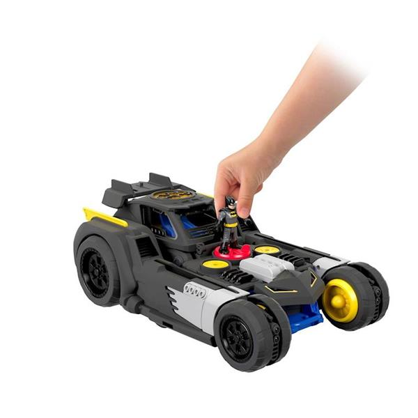 Imagen de Batmóvil Transformable de Fisher Price