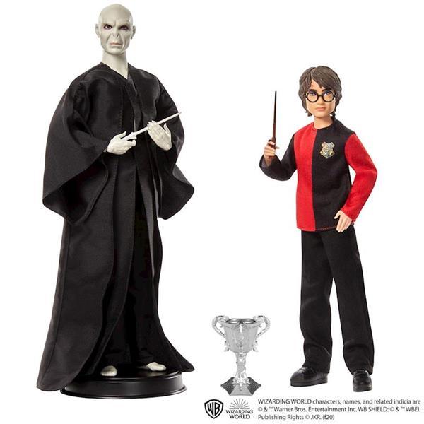 Imagen de Muñeco Harry Potter Contra Voldemort
