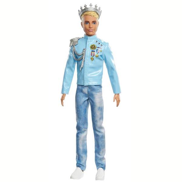 Imagen de Muñeco Ken Príncipe de Barbie