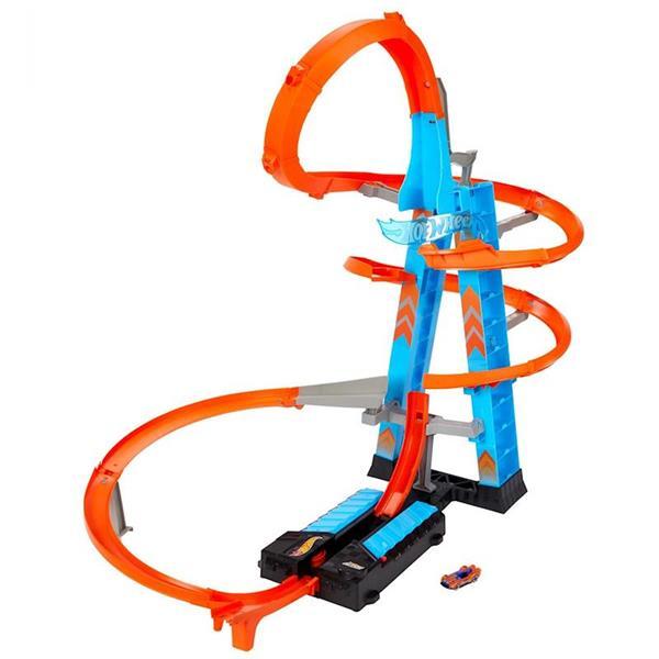 Imagen de Torre Hot Wheels Choques en el Aire
