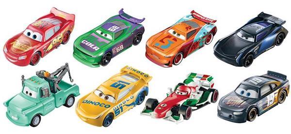Imagen de Coche Cars Cambia De Color