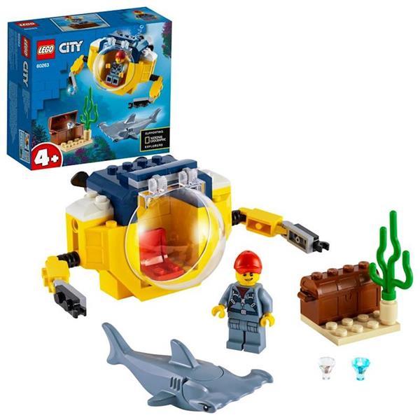 Imagen de Lego Océano Minisubmarino