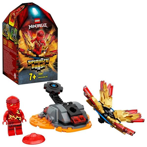 Imagen de Lego Ninjago Spinjitzu Explosivo: Kai