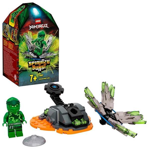 Imagen de Lego Ninjago Spinjitzu Explosivo: Lloyd