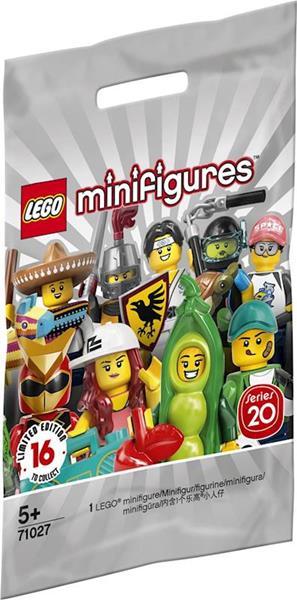 Imagen de Sobre Lego Minifiguras 20ª Edición