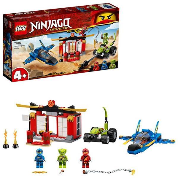 Imagen de Lego Ninjago Batalla Caza Supersónico