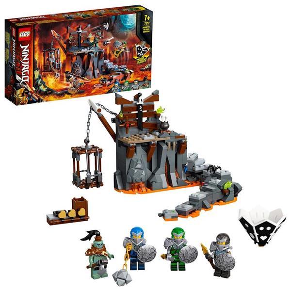 Imagen de Lego Ninjago Viaje a Mazmorras Calavera