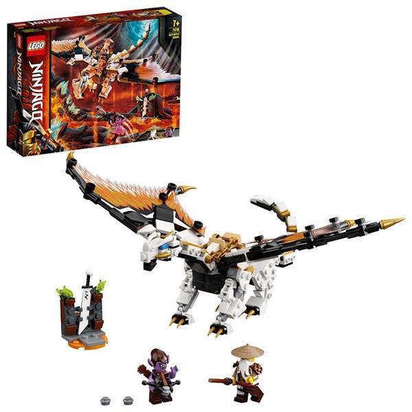 Imagen de Lego Ninjago Dragón Wu Batalla