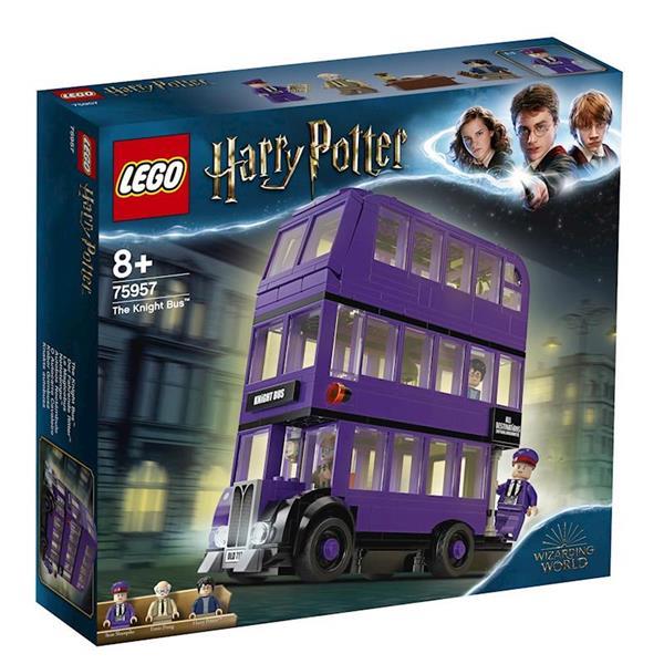 Imagen de Lego Harry Potter Autobús Noctámbulo