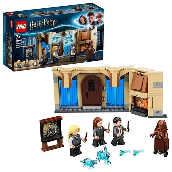 Imagen de Lego Harry Potter Sala Menesteres de Hogwarts