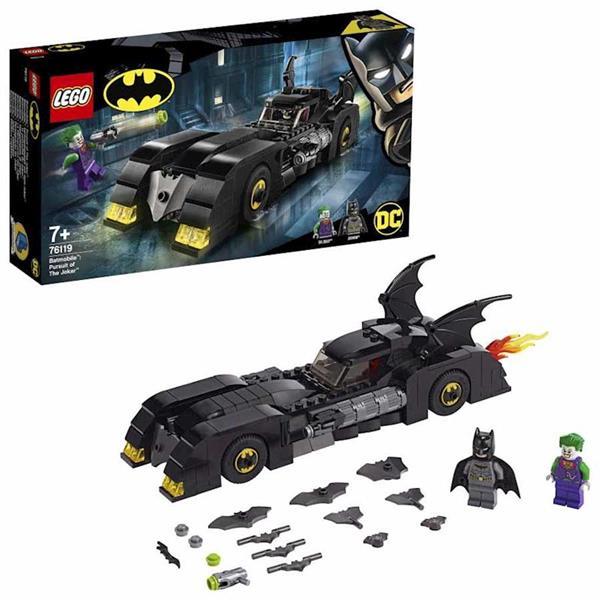 Imagen de Lego Héroes Batmovil La Persecución del Joker