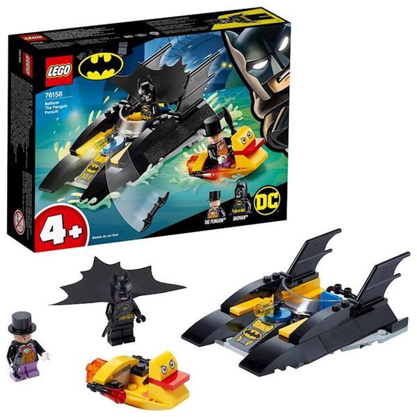 Imagen de Lego Héroes en la Caza del Pingüino