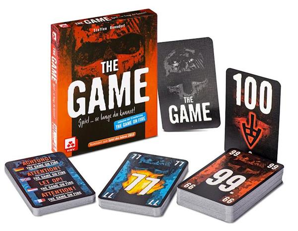 Imagen de Juego de Mesa The Game