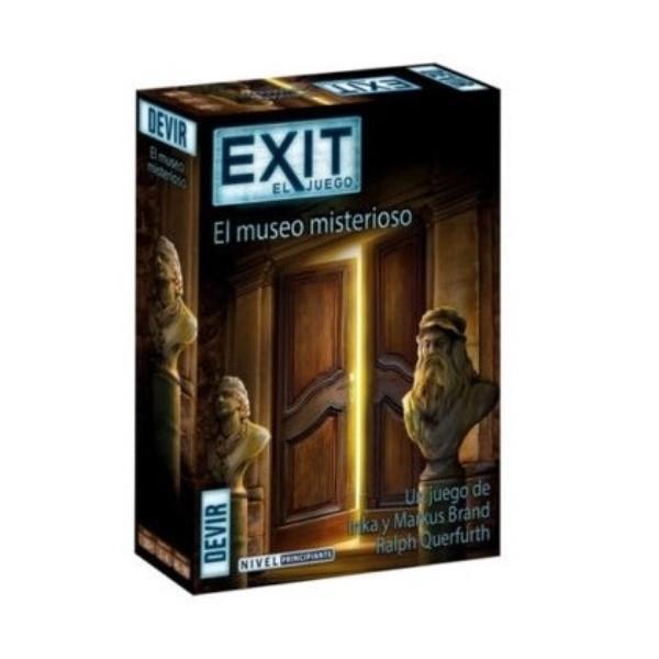 Imagen de Juego Exit Museo Misterioso