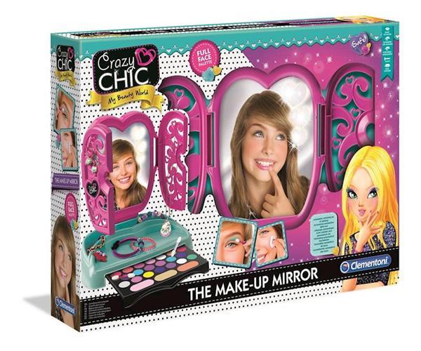 Imagen de Tocador De Maquillaje Crazy Chic Con Luz