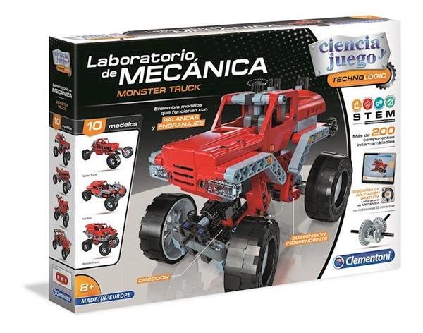 Imagen de Laboratorio Mecánica Monster Truck