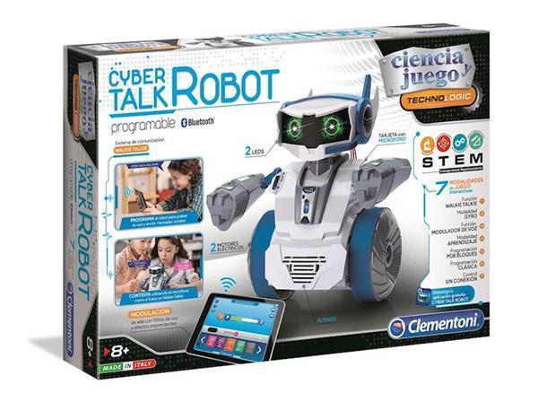 Imagen de Robot Cyber Talk Clementoni