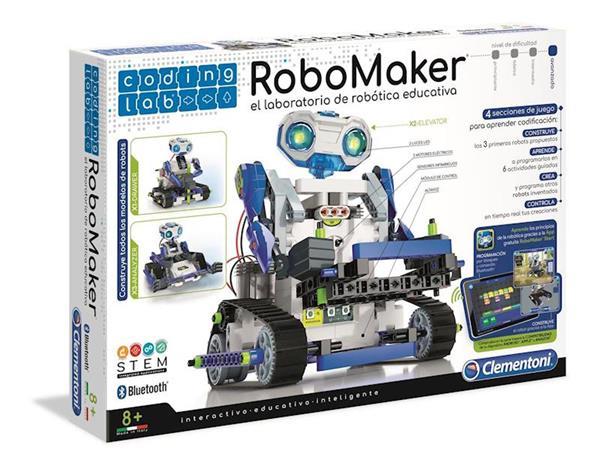 Imagen de Robotmaker Started Set Clementoni