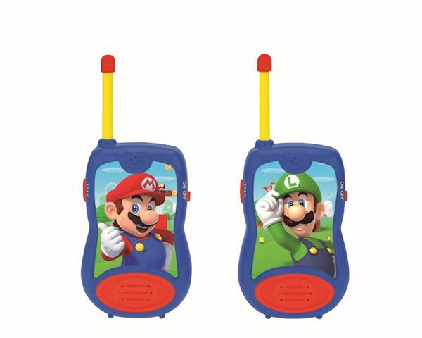 Imagen de Walkie Talkie Super Mario