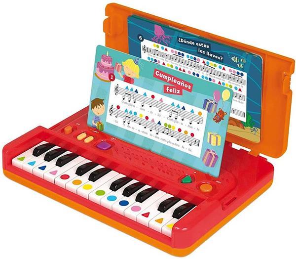 Imagen de Juego Educativo Yo Aprendo a Tocar el Piano