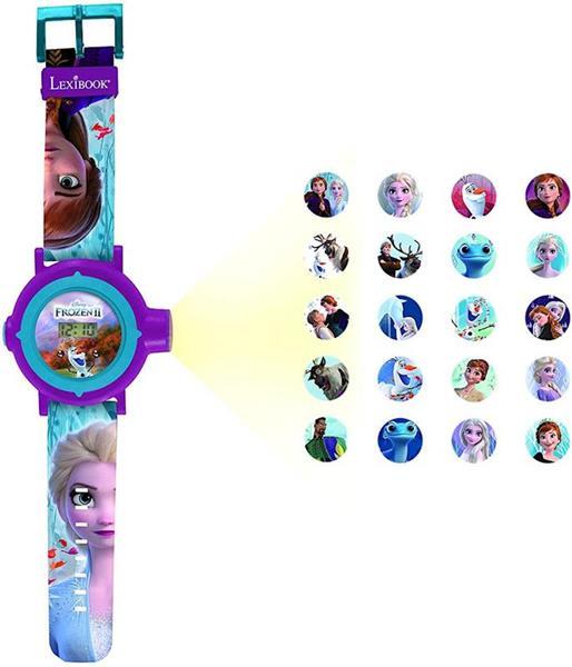 Imagen de Reloj Digital Frozen con 20 Proyecciones
